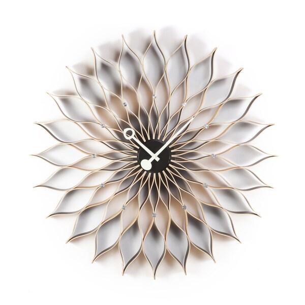 Hans Andersen Home Sunflower Clock