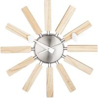 Hans Andersen Home Wooden Spokes Clock