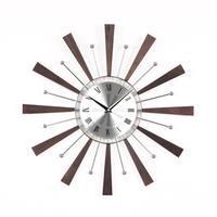 Hans Andersen Home Spindle Roman Numeral Clock