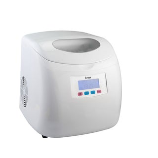 Knox Compact Ice maker (27-pounds in 24-hours) - White