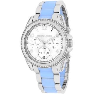 Michael Kors Women's MK6137 Blair Round Two-tone Bracelet Watch