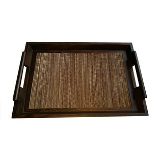 Mango Wood Serving Tray (Indonesia)