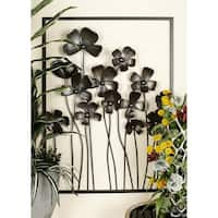 Striking Metal Outdoor Wall Decor (Set of 3)