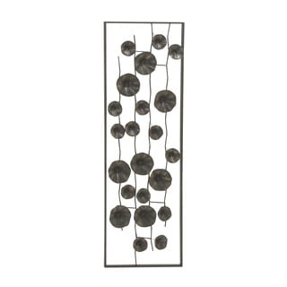 Studio 350 Metal Wall Decor 20 inches wide, 60 inches high