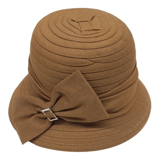 Swan Hat Women's Lightweight Packable Hat