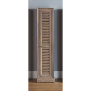 James Martin Savannah/ Providence Linen cabinet - Brown