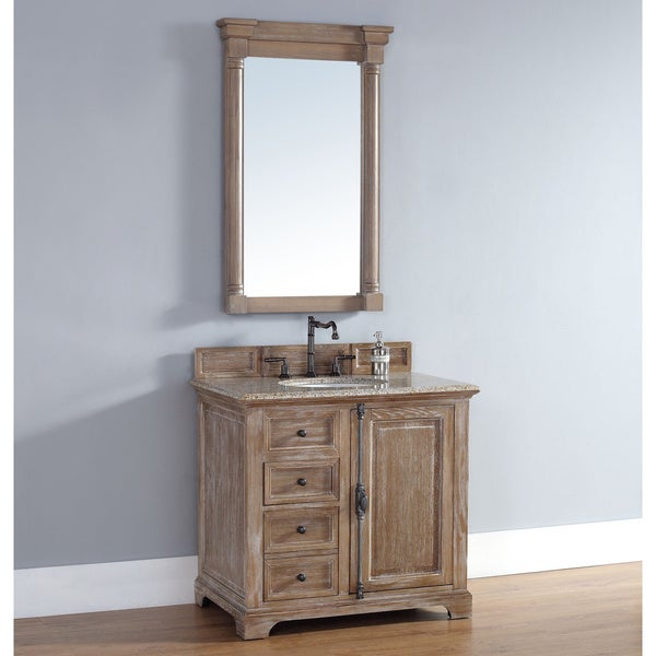 James Martin Brown Single 36 Inch Bath Vanity