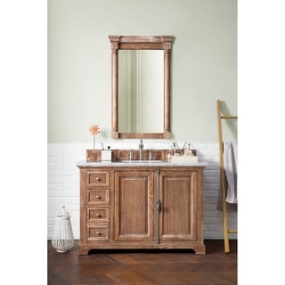 James Martin Brown Single 48-inch Bath Vanity