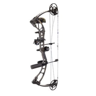 Quest Amp Bow Package Right Hand Realtree Xtra