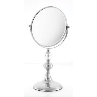 Danielle Mirror Vanity Chrome 5x Magnification Mirror