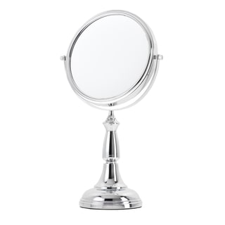 Danielle Mirror Vanity Chrome 8x Magnification Mirror