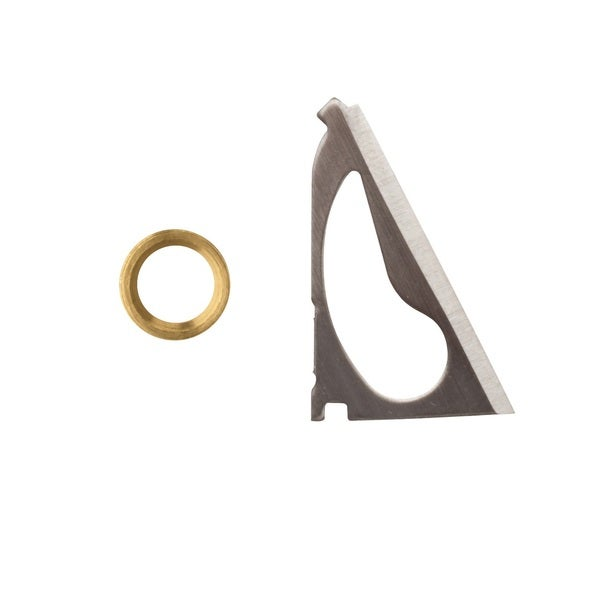 Wac'em 2 Blade Primitive 125 Replacement Blades and Rings