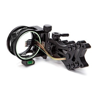 .30-06 Shocker 5 Pin Bow Sight with Black Damper