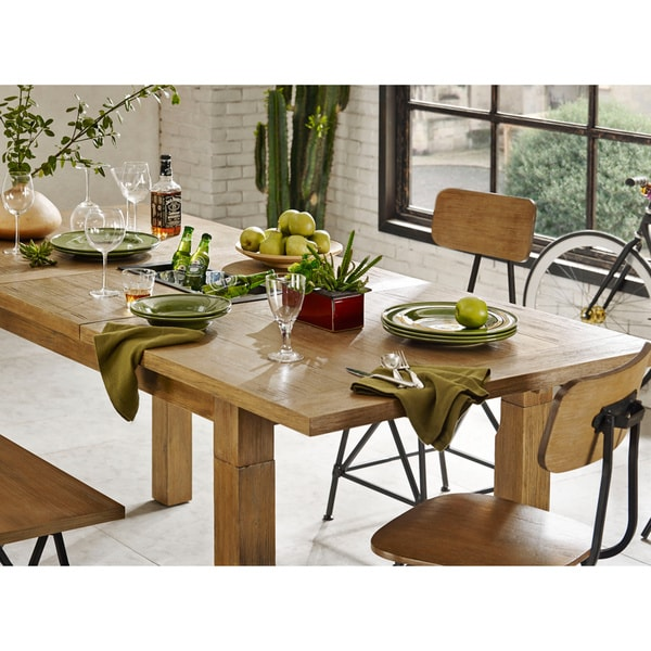 Shop Ink Ivy Cooper Adjustable Height Dining Table Free