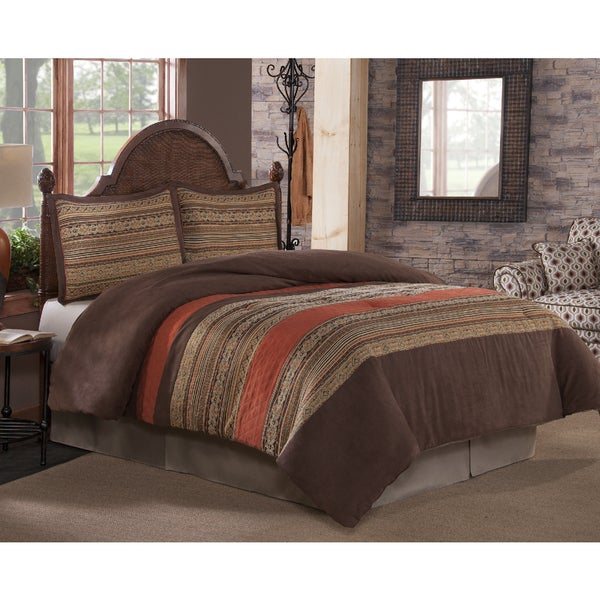 Tucson Chili Comforter 4-piece Set