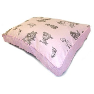 Puppylove Pink Large Pet Bed