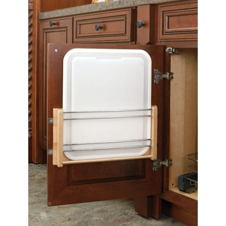 Rev-A-Shelf 4DMCB-18P Large Door Mount Polymer Cutting Board