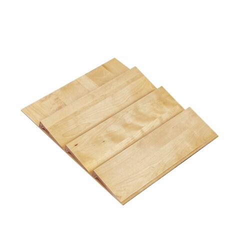 Rev-A-Shelf 4SDI-24 Wood Spice Drawer Insert