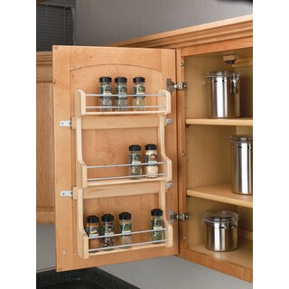 Rev-A-Shelf 4SR-18 Medium Door Mount Spice Rack