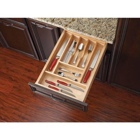 Rev-A-Shelf 4WCT-1SH Short Cutlery Tray Insert