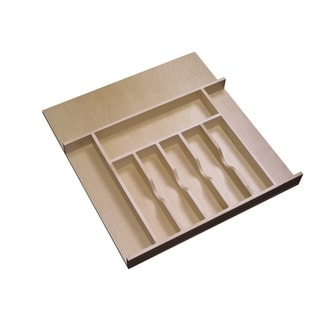 Rev-A-Shelf 4WCT-3SH Short Cutlery Tray Insert