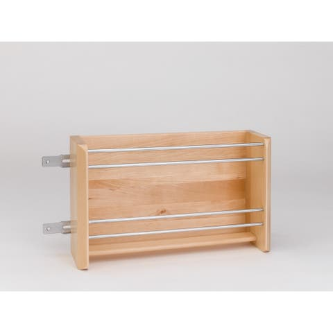 Rev-A-Shelf 4WFR-21-1 Large Door Mount Foil Rack
