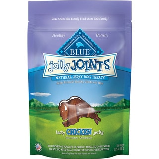 Blue Buffalo Jolly Joints Natural Chicken Jerky Treat