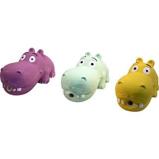 Multipet Globopotamous Hippo Dog Toy