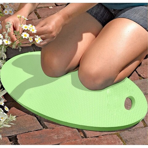 Green Foam Rubber Garden Kneeling Pad