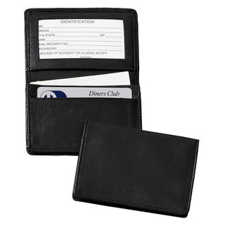 Royce Leather Executive Card Case