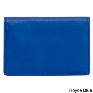 Royce Leather Executive Card Case (2 options available)