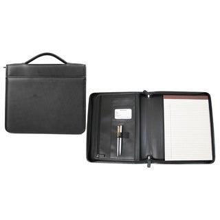 Royce Executive Brief Genuine Leather Padfolio