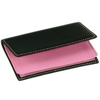 Royce Executive Genuine Leather Card Case (3 options available)
