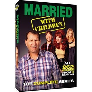 Married With Children - The Complete Series (DVD)