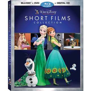 Walt Disney Animation Studios Short Films Collection (Blu-ray/DVD)