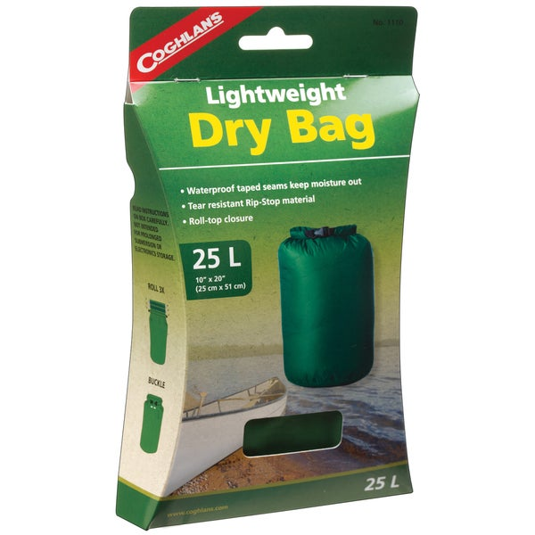 Coghlans Lightweight 25 liter Dry Bag