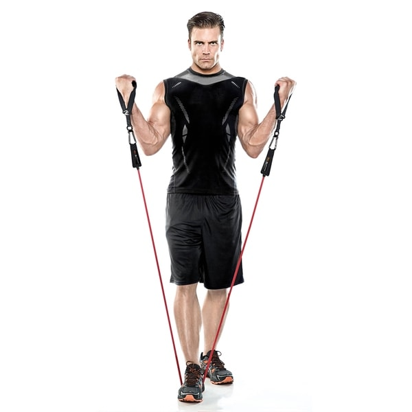 Bionic Body Resistance Tube (70 Pounds) - Red
