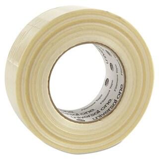 Universal One Premium-Grade Filament Tape w/Natural Rubber Adhesive