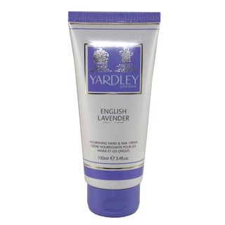 Yardley Of London 3.4-ounce Lavender Hand & Nail Cream