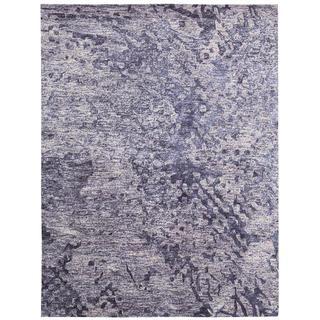 Nourison Gemstone Sapphire Rug (5'6 x 7'5)