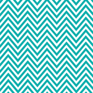 Con-Tact Chevron Aqua Creative Covering Self-Adhesive Shelf and Drawer Liner