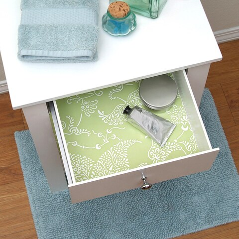 Con-Tact Brand Creative Covering Self-Adhesive Vinyl Shelf and Drawer Liner, Potpourri