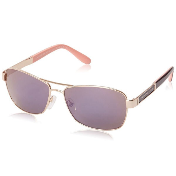 338c5c30bf84 Shop Marc by Marc Jacobs Women's MMJ 466/S Aviator Sunglasses - Gold ...