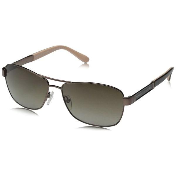 f3ae744e73 Shop Marc by Marc Jacobs Women s MMJ 466 S Aviator Sunglasses ...