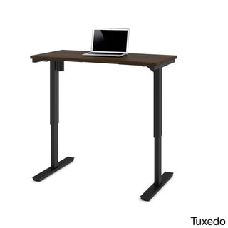 "Bestar 24"" x 48"" Electric Height-adjustable Table"