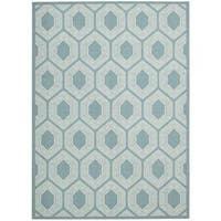 Waverly Sun N' Shade Bubbly Surf Area Rug by Nourison - 10' x 13'
