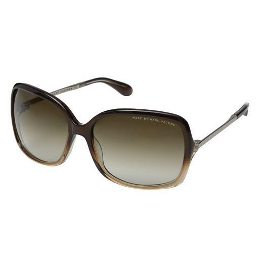b4e21ea92b Shop Marc by Marc Jacobs Women s MMJ 425 S Sunglasses - Brown - Free  Shipping Today - Overstock - 10172532