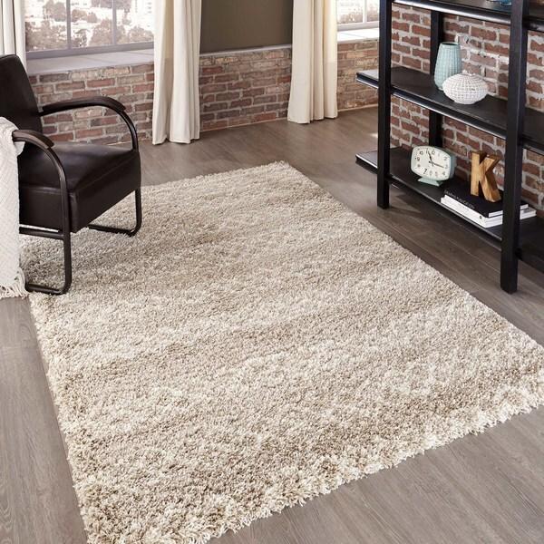 Inca link shag rug 7 39 10 x 9 39 10 free shipping today for Home landscape design suite 8 0 link