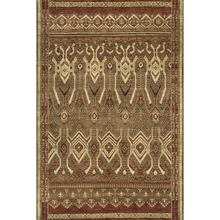 "Momeni One of a Kind Hand-Knotted Rug 7'9""x9'9"""