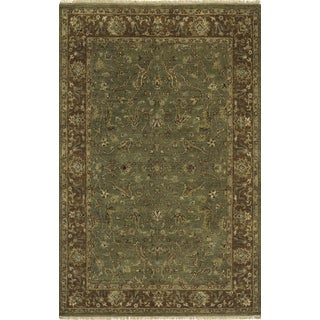 "Momeni One of a Kind Hand-Knotted Rug 5'6""x8'6"""